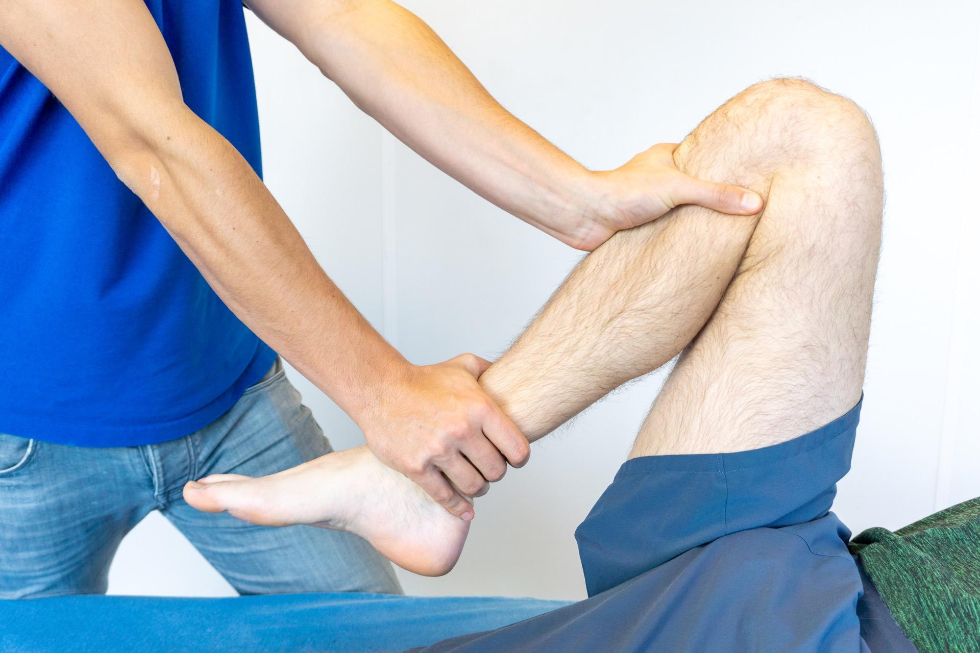 het fysiotherapiecentrum medical taping dos en donts