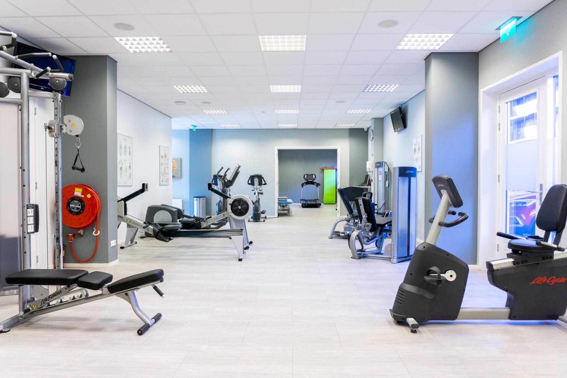 Fysiotherapie centrum poortmolen locatie